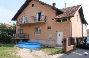 Kuća u ul. Milice Stojadinović , Starčevica, Banja Luka