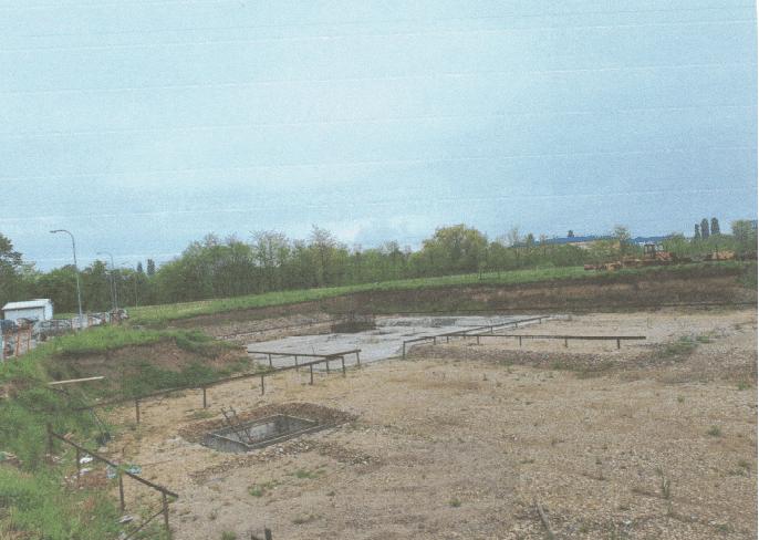 Građevinsko zemljište u naselju Novi Borik Banja Luka površine 4501 m2