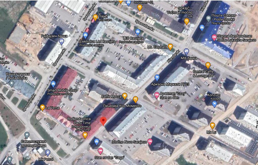 Prodaja stanova Istočno Sarajevo – Banka