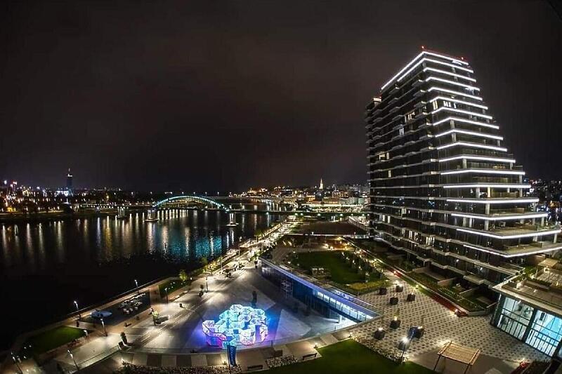 Luksuzne nekretnine Beograd na vodi