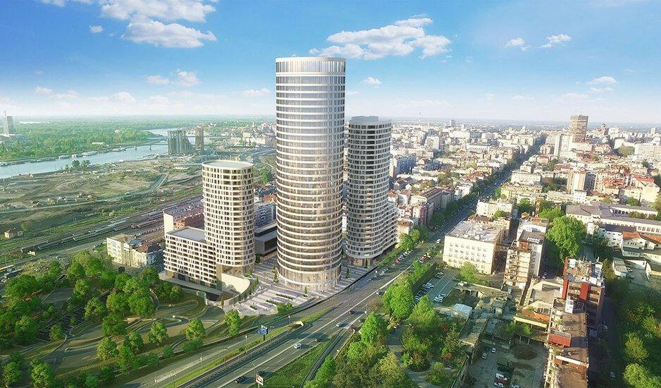 Luksuzne nekretnine Skyline Belgrade